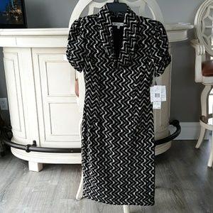 Evan Picon black dress